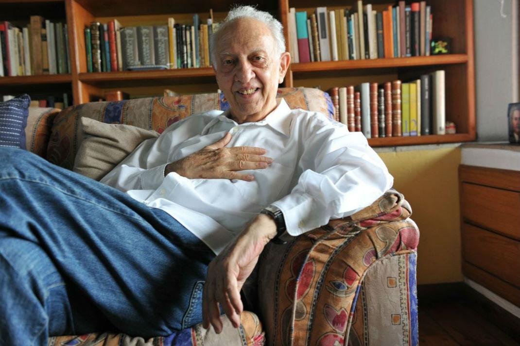 Muere escritor mexicano Sergio Pitol