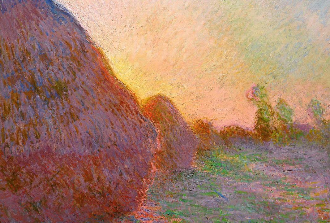 Una pintura de Monet, subastada en USD 110,7 millones en Nueva York