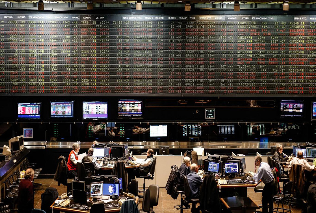 Bolsa mexicana baja un 0,13 % ante dudas por el acuerdo del