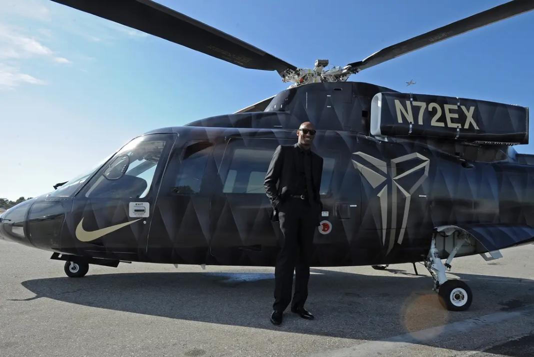 Resultado de imagen para Piloto de helicóptero en donde murió Kobe Bryant se desorientó en las nubes, revela informe